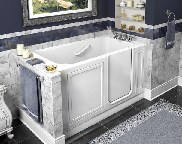 best burlington walk−in bathtub installer | cain's mobility vt